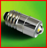 E10 LED Light Bulb, Miniature Bulbs, Flashlight Bulb; Torch Bulb