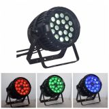 18PCS*18W Rgbwauv Outdoor Waterproof 6in1 LED PAR Zoom