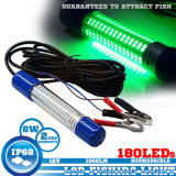 Blue Night Boat Attract Squid Fish 180 LED Underwater Fishing Light