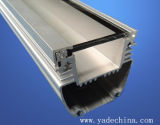 Aluminum Extrusion for LED Wall Washer Light