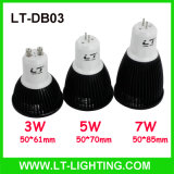 Popular 7W COB LED Cup (LT-DB03 7W)