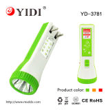 Hot Sell China ABS Rechargeable LED Flashlight (YD-3781)