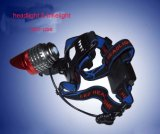 1200lm IP65 Waterproof LED Power Bicycle Light Rechargeable LED Headlamp