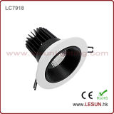 High Quality 15W COB LED Ceiling Down Light (LC7918)