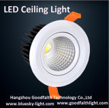 Recessed 20W COB 3000k LED Down Light (BSCL45)