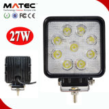 Matec off Road LED Work Lights 27W for 4X4 Accessories 27W LED Driving Light