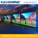 Super Slim and Light Indoor LED Display