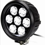 6inch 70W off-Road Vehicle LED Work Light