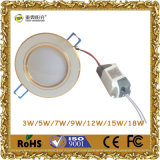 3W-18W LED Down Light with CE RoHS