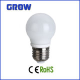 LED Ceramic Glass Bulb E27 LED Bulb Light (GR852-A45)