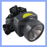 High Lumen Rechargeable LED Headlamp