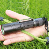 LED Shockproof Waterproof Cycling Flashlight
