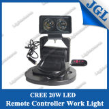 20W Magnetic CREE LED Work Light Wireless Remote (RCS01-WT62)