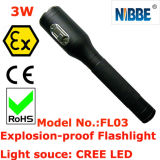LED Rechargeable Flashlight