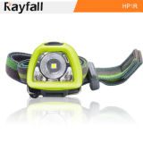 The Most Light-Weight Rayfall Plastic LED Headlamp (Model: HP1R)