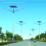 High Brightness LED Solar Integrated Street Light