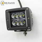 24W LED Work Light for Truck, SUV, 4X4