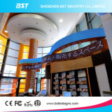 Flexible Indoor LED Display for Large Shopping Center