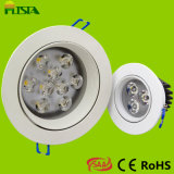 3W Aluminum LED Ceiling Light with CE, RoHS Approval (ST-CLS-B01-3W)