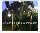 4W All in One Solar Garden Light with LED Lighting