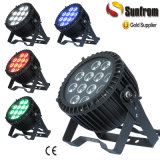 Waterproof Outdoor 12X10W RGBW 4in1 Disco LED PAR Light