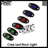 Colorful Mini Truck Light Bar RGB off Road LED Rock Lights
