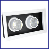 30W Recessed LED Spotlight for Exhibition (BSCL292)