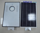 12W LED Integrated Solar Garden Light