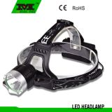 High Power CREE Waterproof LED Rechargeable Headlight