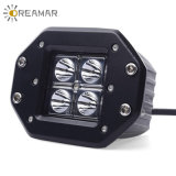 3 Inch CREE Square 16W LED Work Light-Flush Mount