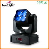 2016 New Hot Sale 4eyes10W RGBW Moving Head Light with Zoom (ICON-M066)