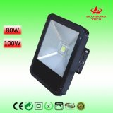 Economical Outdoor 80W High Power LED Flood Light IP65 (FLC80W-240V1)