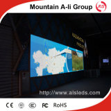 Large Viewing Angle Outdoor Waterproof P6 DIP LED Display