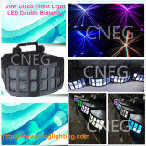 Double Butterfly RGBW LED Stage Effect Light