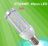 E27 E14 40PCS LED Chips 8W Energy Saving Aluminum LED Corn Light