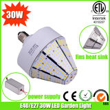 30W E27 LED Garden Light for Post Light Fixture with Etllisted