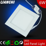 Energy-Saving High Brightness 9W Ceiling Embedded LED Panel Lights (WTR209)