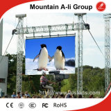 P10 Outdoor Rental Moving LED Display
