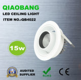 The Newest LED COB Lamp Energy Saving LED LED Ceiling Light with 15W (QB4022)