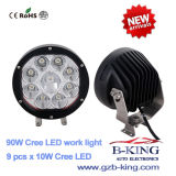 New Arrival 9-30V 90watts CREE LED Work Light