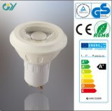 LED Bulb Spotlight GU10 COB 6W LED Spotlight
