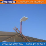 3 Years Warranty Energy Saving 20W LED Solar Street Light