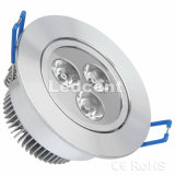 3W LED Ceiling Spot Light with CE, RoHS, FCC