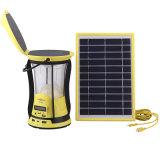 2015 Hot Sale Outdoor Energy-Saving Portable LED Solar Camping Lights (SZYL-SCL-N801)