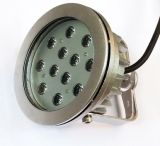 IP68 Stainless Steel (316) 27W LED Underwater Light, Marine LED Light, 27W Underwater LED Light
