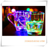 2015 Color Changing Promotional LED Cup Colorful Pub Party Carnival LED Flashing Cups 285ml Colorful LED Flash Cup (DC24013)