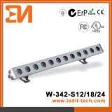 LED Bulb Outdoor Lighting Wall Washer CE/UL/FCC/RoHS (H-342-S12-W)