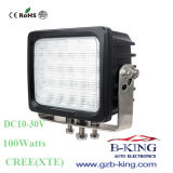 6.3inch 10-30V 20*5W 100watts CREE LED Work Light