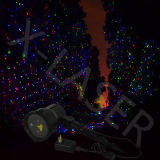 Mini Christmas Lights/LED String Light/Christmas Garden Laser Light Outdoor