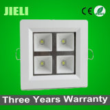 Square 4W LED Grille Panel Light